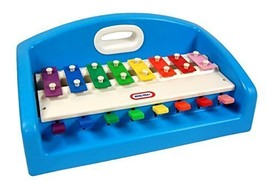 Little Tikes Blue Tap-A-Tune Piano XYLOPHONE with carrying handle - $54.90