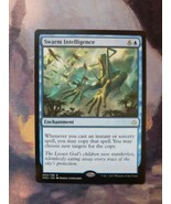 Swarm Intelligence Hour Of Devastation Magic The Gathering MTG English M/NM - $1.73