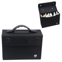 Samaz 48/60/72 Piece Art Marker Carrying Case Bag (48 Color Assorted) - $20.99