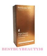 PERRICONE MD HIGH POTENCY FACE FIRMING ACTIVATOR FULL SIZE 2 OZ -BOX-AUT... - $74.78