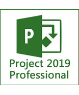Microsoft Project Professional 2019 Key & Download - $19.90