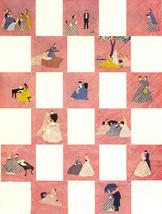 Little Women Applique quilt pattern -LHJ 1950 - $12.99