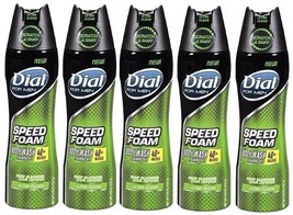 Dial For Men Speed Foam Body Wash Ultra Clean F... - $25.64