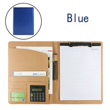 Samaz Letter Size Clipboard File Folder for Letter Size A4 Writing Pad(B... - $27.99