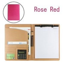 Samaz Letter Size Clipboard File Folder for Letter Size A4 Writing Pad(R... - $27.99