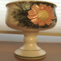 Lefton China Pink Daisy Compote - $11.50