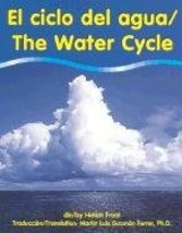 El ciclo del agua / The Water Cycle (Water - Bilingual) (English and Spa... - $23.74