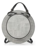 Free Shipping Girl's Fashion Backpacks Circular Hat Style Backpacks K316-1 - £27.52 GBP