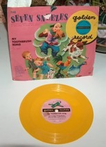 Vintage Seven Sneezes and My Toothbrush Song Golden Record - $9.00