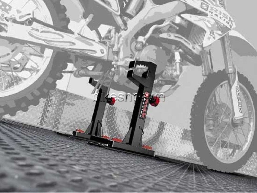 Risk Racing Lock-N Load Dirt Bike Trailer/Truck Mount