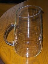 Pyrex 2 Quart Glass Pitcher 8.5 inches Tall Vin... - $25.99