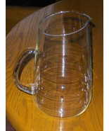 Pyrex 2 Quart Glass Pitcher 8.5 inches Tall Vin... - $25.99