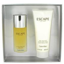 ESCAPE by Calvin Klein 2 piece gift set for Men - $37.95
