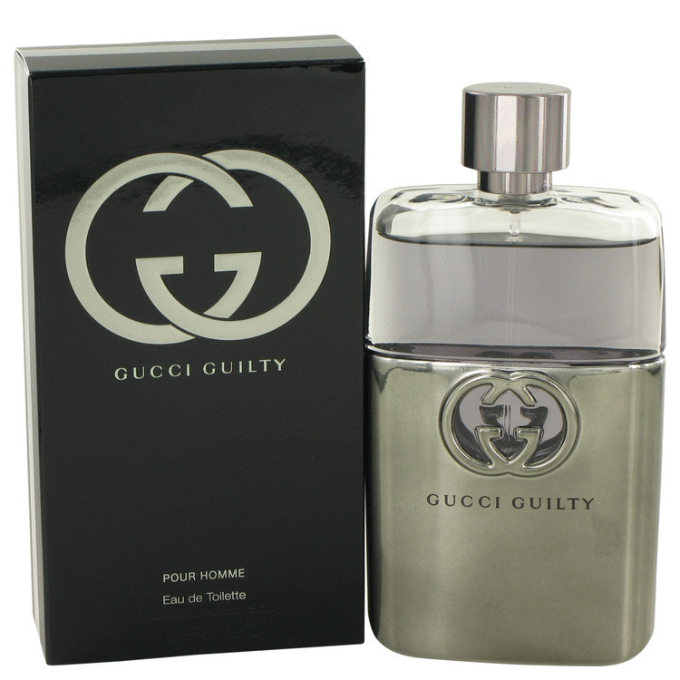 Primary image for Gucci Guilty by Gucci Eau De Toilette Spray 3 oz