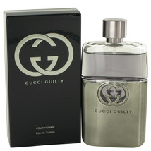 Gucci Guilty by Gucci Eau De Toilette Spray 3 oz - $72.95