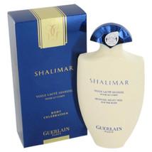 SHALIMAR by Guerlain Body Lotion 6.8 oz - $54.95
