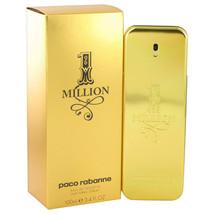 1 Million by Paco Rabanne Eau De Toilette Spray 3.4 oz - $62.95