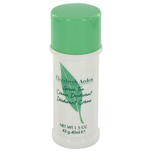GREEN TEA by Elizabeth Arden Deodorant Cream 1.5 oz - $16.95