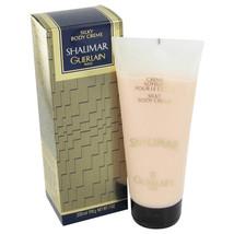 SHALIMAR by Guerlain Body Cream 7 oz - $52.95