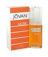 JOVAN MUSK by Jovan Cologne Spray 3 oz - $14.95