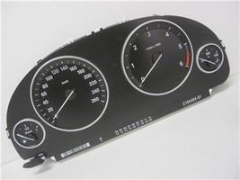 KILOMETERS KPH BMW 5 Series F07 F10 F11 F25 Instrument Cluster 2.5 Diesel - $300.00