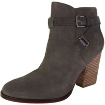 Cole Haan Womens Minna Bootie Ankle Boot Shoes, Stormcloud Suede, US 10.5 - $104.50