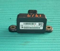 2012 CHEVY CRUZE YAW RATE SENSOR 1357612 OEM - $30.00