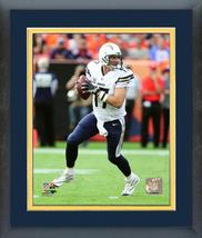 Philip Rivers San Diego Chargers 2016 Action- 11x14 Matted/Framed Photo  - $42.95