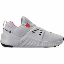Women's Nike Free Metcon 2 Training Shoes White/Black/Laser Fuchsia CD85... - $168.63