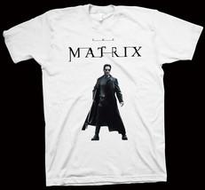 The Matrix T-Shirt Lana Wachowski, Keanu Reeves, Laurence Fishburne, Movie Film - $14.99+