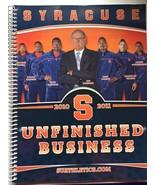Syracuse Orange Basketball 2010-2011 Season Jim Boeheim Program Pictures... - $19.79