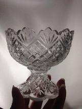 THUMBELINA Toy Punch 7pc Set Westmoreland EAPG Childs 1890 Pressed Glass... - $32.00
