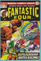 Fantastic Four 130 Jan 1973 VF- (7.5) - $18.36