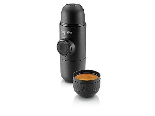 Wacaco MiniPresso Shot Single Cup Coffee Espresso Maker For College Students