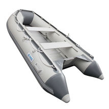 BRIS 9.8 ft Inflatable Boat Yacht Tender Fishing Raft Dinghy Pontoon Boat image 1