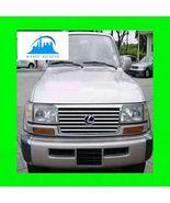 1996-1997 LEXUS LX450 LX 450 CHROME TRIM FOR GRILL GRILLE W/5YR WARRANTY - $31.92