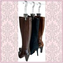 The Original Boot Hanger - Shoe Storage Space Saver set of 3; Boot Hange... - $22.06