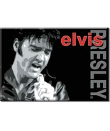Refrigerator Magnet Elvis Presley - $3.25
