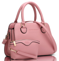 Free Shipping Medium Leather Shoulder Bags Fashion New Tote Bags L317-1 - €38,96 EUR