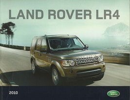 2010 Land Rover LR4 sales brochure catalog US 10 Discovery - $12.00