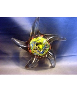 Hand Crafted Art Glass Starfish Paperweight by  Dynasty Gallery - $12.99