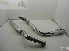 03 Harley Davidson Softail Fxsts Exhaust Muffler System - $36.49