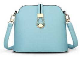 Fashion Lady's Leather Shoulder Bags New Women Medium Messenger Bags L319-8 - $29.99