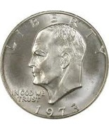 1973-P Uncirculated Eisenhower Dollar CP6506 - $5.70 CAD