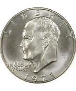 1973-P Uncirculated Eisenhower Dollar CP6506 - $6.02 CAD