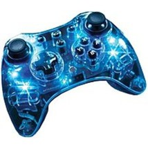 PDP 667B8887 Afterglow Pro Wireless Controller For Wii U - Blue - $186.03
