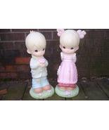 Ceramic Outdoor Statues - $50.00