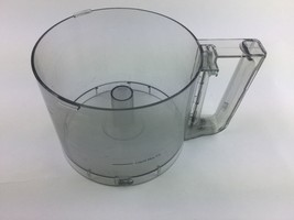 Cuisinart Food Processor DLC-2014-WB ORIGINAL Work Bowl Replacement Part... - $28.04