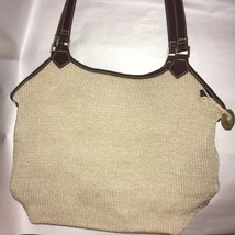 The SAK Tan Fabric Double Strap Shoulder Bag - $16.48