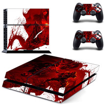 Dragon Age Decal Skin Sticker for Playstation 4 PS4 Console+Controllers - $15.00